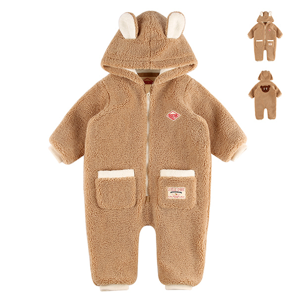 Willy bear baby winter overall