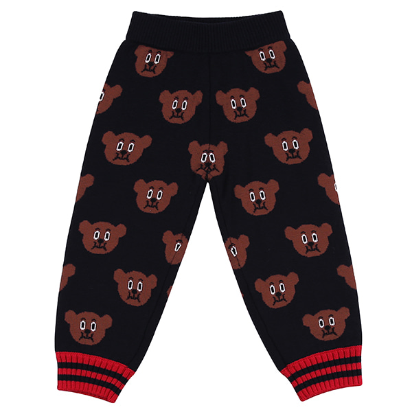 Multi willy bear sweater pants