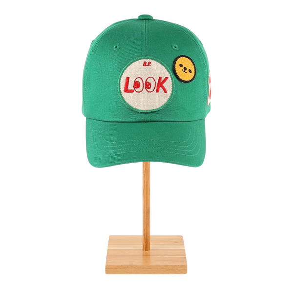 Look cotton baseball cap  NEW FALL