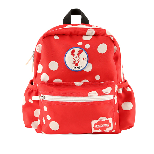 Multi sprinkle dots backpack  NEW FALL