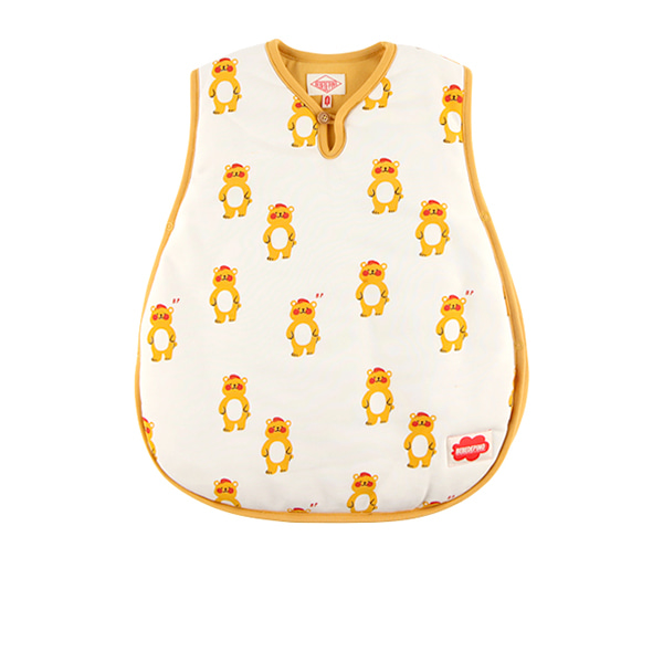 Newborn multi bear sleeping vest