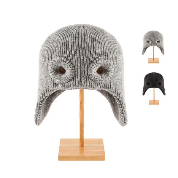Smile mask beanie  NEW WINTER
