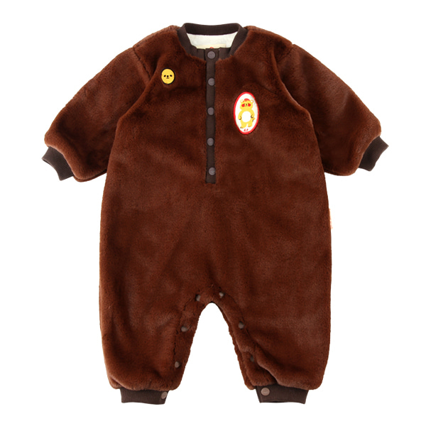 Bear baby winter fur overall  NEW WINTER