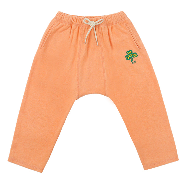 Clover terry baggy pants   NEW SPRING