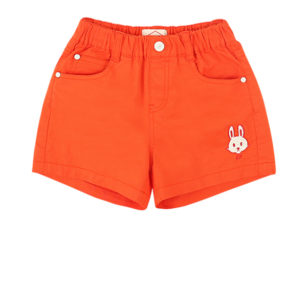 Bunny washing cotton color shorts  NEW SUMMER