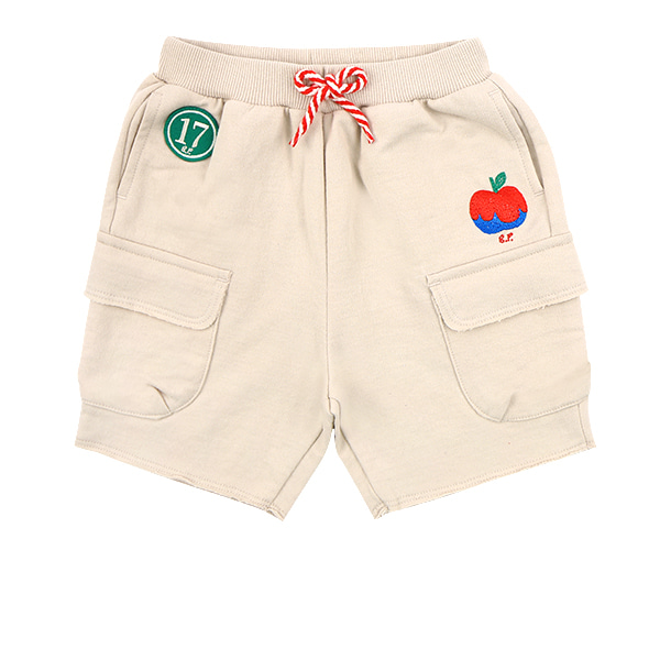 A sour apple baby jersey cargo pants  NEW SUMMER